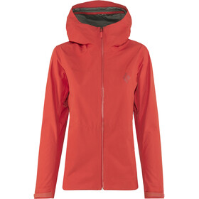 Black Diamond Liquid Point - Chaqueta Mujer - rojo
